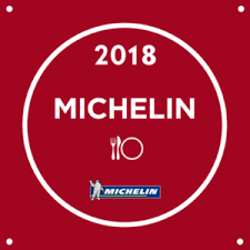 Assiette Michelin 2018